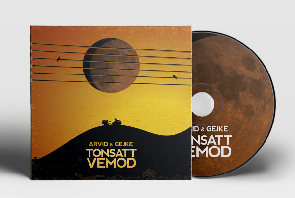 Tonsatt Vemod Album Cover
