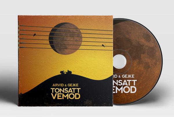 Tonsatt Vemod Album Cover